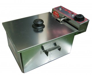 Tabletop Electric-Type Fryer - Electric-Heating Deep Fryer