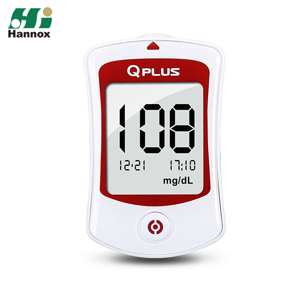 Blood Glucose Monitoring System (Q-PLUS) - Blood Glucose Monitoring System