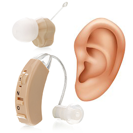 Hearing Aids - Hearing Aid