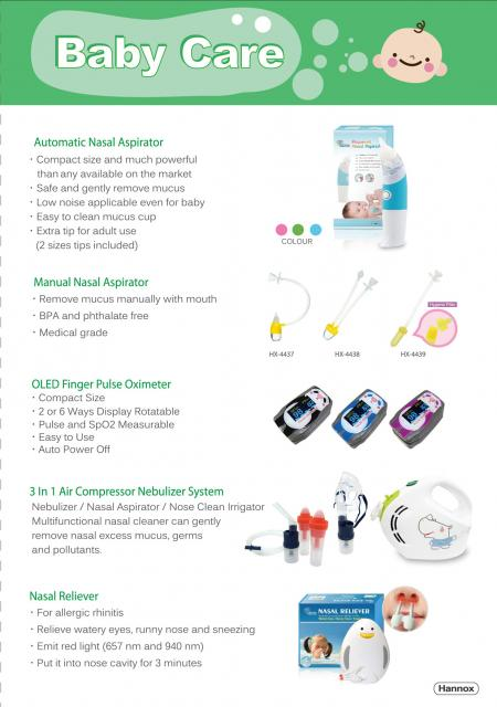 Hannox Baby Care Products