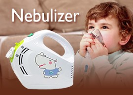 3 in 1 Nebulizer