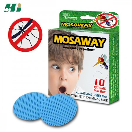Mosquito Repellent Patch (12hrs) - Mosquito Repellent Patch