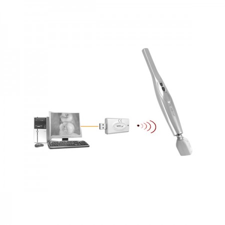 Wireless Intraoral Camera - Wireless Intra Oral Camera IC USB