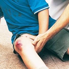 Скорая помощь - Раневые средства