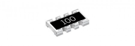 Resistor Array (CN..A Series) - Automotive Grade Thick Film Array Chip Resistor - CN..A Series