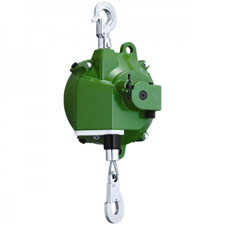 Spring Balancer, 30kg~40kg,  in Zero Gravity - Spring balancer to suspend tool with spring flexibility and zero gravity performance