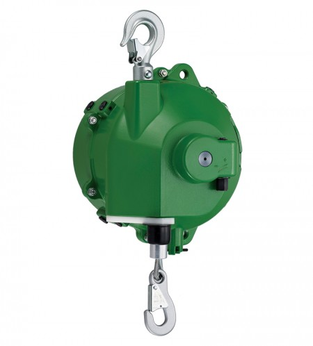 Spring Balancer, 70kg~90kg,  in Zero Gravity - Tool balancer reduce fatige for repetitive tool pulling operation.