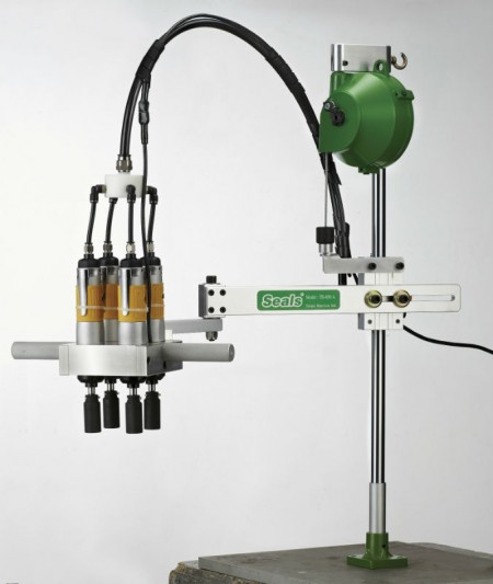 TR-650M Multi-Drive Fastening System with torque reaction arm - TR-650M Multi-Drive Fastening System with torque reaction arm