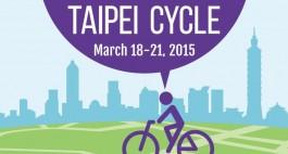 Taipei International Cycle Show 2015