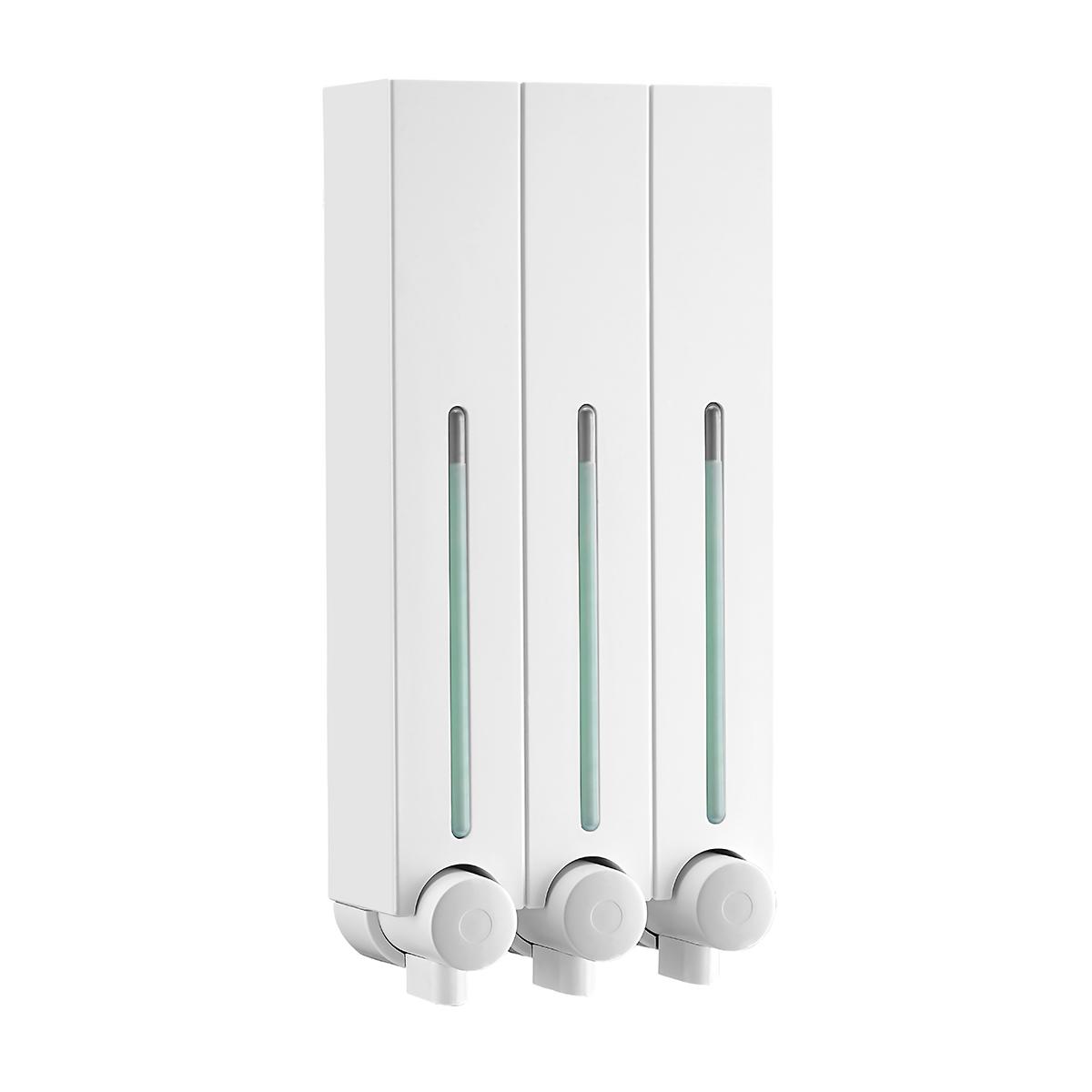 the free dispenser mounted shower head green hands wall