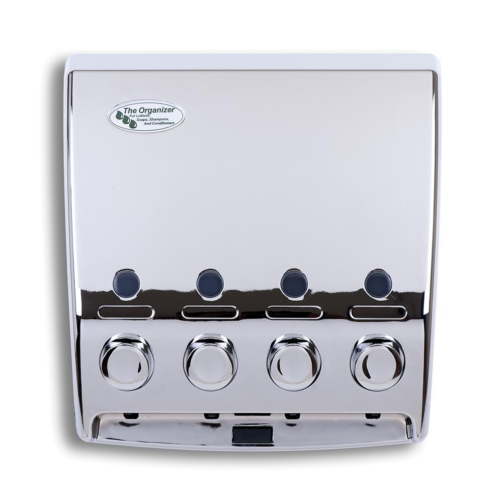 Shower Soap Dispenser 4 Chamber Automatic