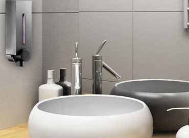 Wall Mounted Soap Dispensers