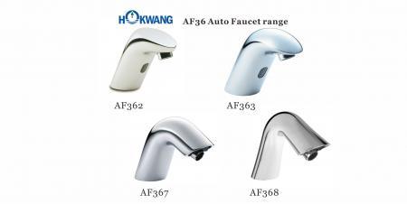 AF36 Series Auto Deck Mounted Faucet - AF36 Series Auto Deck Mounted Faucet