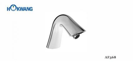 Auto Faucet with Optional Below Deck Mechanical Mixing Valve - AF368 Auto Deck-Mounted Faucet
