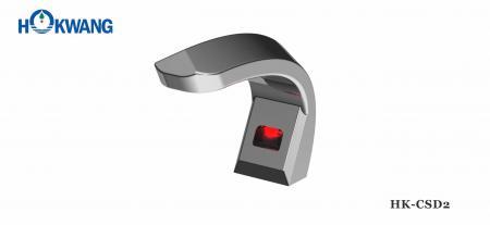 Auto Chrome Plated Brass Deck Mounted Liquid/Foam Soap Dispenser