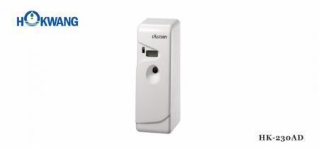 Plastic Compact Auto Aerosol Dispenser