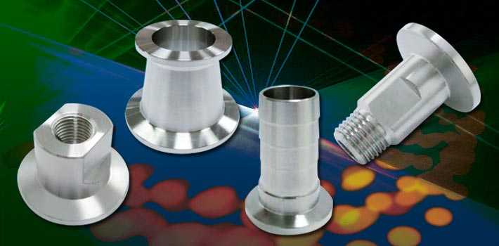 Adaptor Series and stainless steel vacuum components