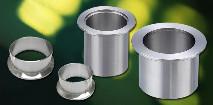 BPE and stainless steel vacuum components