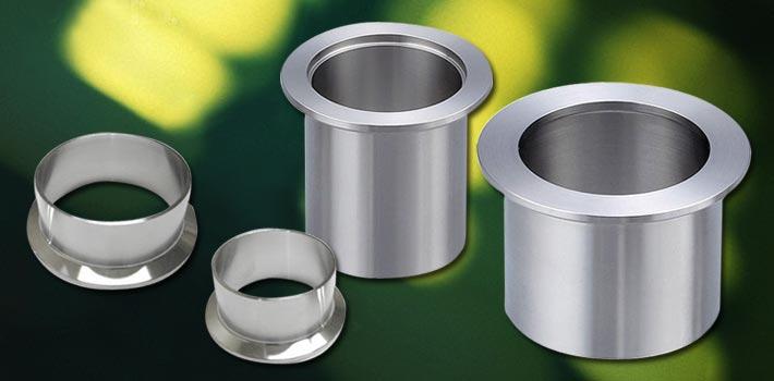 BPE και εξαρτήματα κενού από ανοξείδωτο χάλυβα