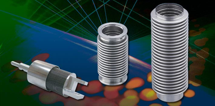 Bellow Series and stainless steel vacuum components
