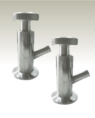 샘플 콕 밸브