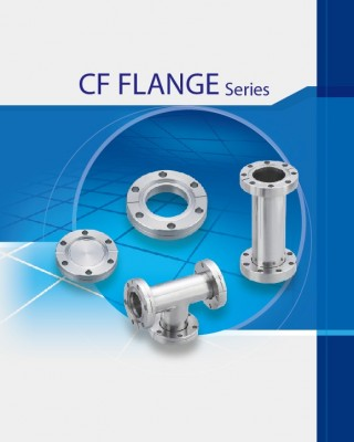 CF Flange Series and vacuum component supplier for processing equipment solutions