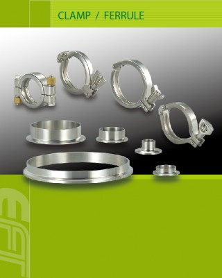 Clamp and vacuum component supplier for processing equipment solutions