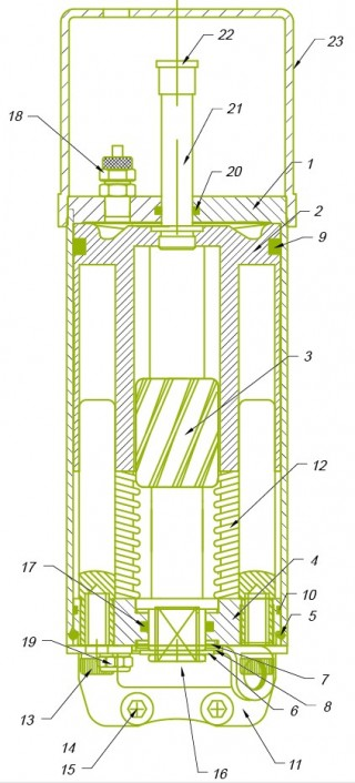 S3 Actuator S3 Actuator