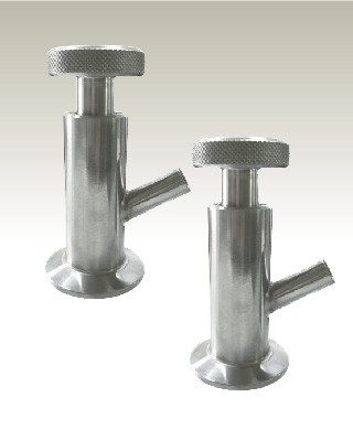Sample Cock Valve and vacuum component supplier for processing equipment solutions