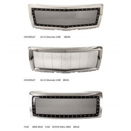 Chrome Grille - Chrome Grille