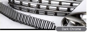 Dark Chrome Plating