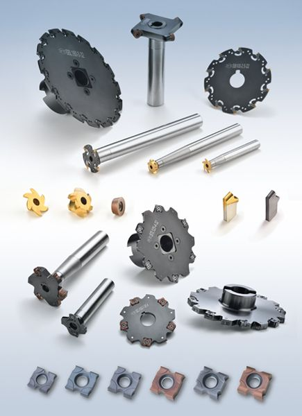 Y.T.'s most specialized segment of T-slot&slitting cutters cover vast range of requirements in the slitting & slotting segment with its most complete range from Ø 10mm up to Ø 600mm and thickness from 0.5mm up to 30mm all available in standard stock.
