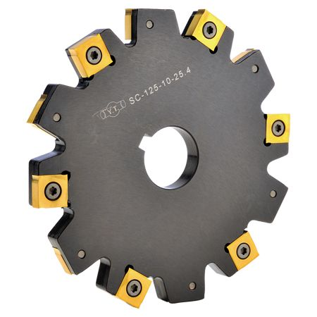 Side Milling Cutter - Side Milling Cutter SC Series