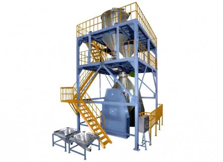 Mixing & Conveying System