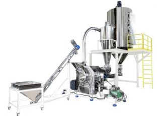Grains, Beans, Sugar and Foodstuff Grinding System