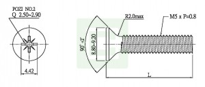 Machine Screw - Machine Screw