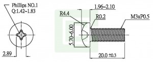 Machine Screw (BS 4183) - Machine Screw (BS 4183)