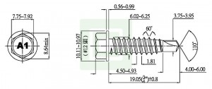 Self Drilling Screw - Self Drilling Screw