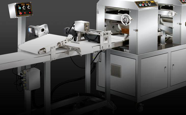 Peking duck wrapper forarbejdningsmaskine PDW-180