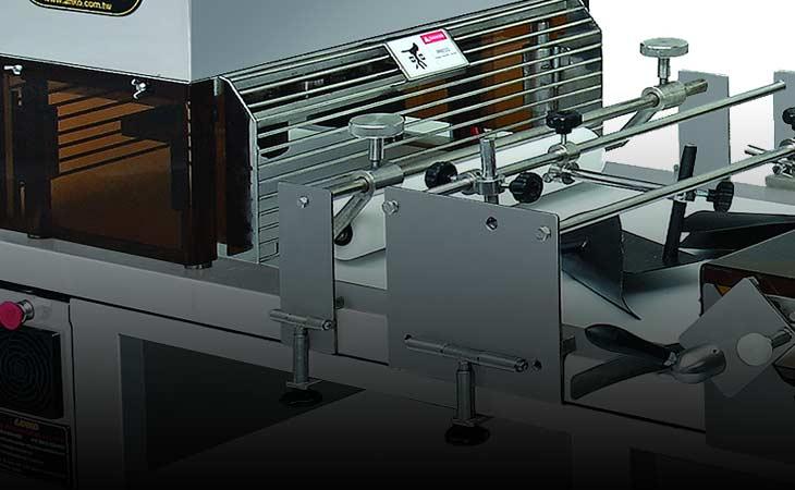 Puf böreği, çapraz yapma makinesi PMM-400