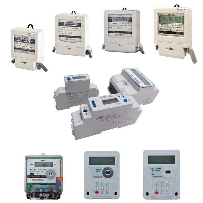 Electronic Revenue Meters