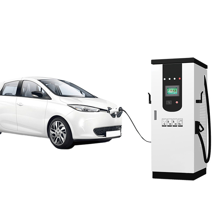 Floor Stand EV Charger