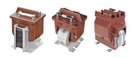 Coil Molded Single-Phase Potential Transformers for Indoor Use