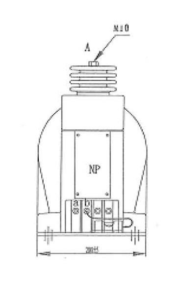 Medium-Voltage Indoor Epoxy Resin Potential Transformer