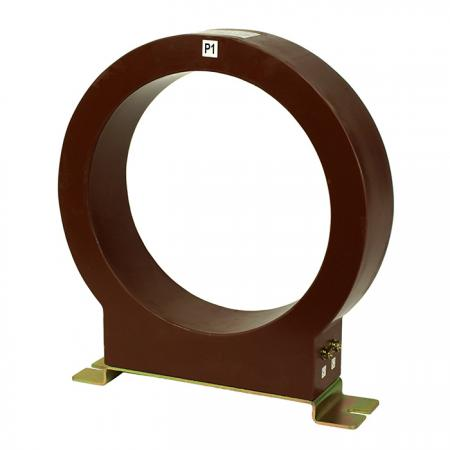 Indoor Dry-Type / Epoxy Resin Zero-Phase Current Transformer, 100A