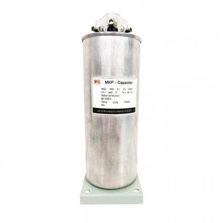 Low-Voltage Tubular Power Capacitors