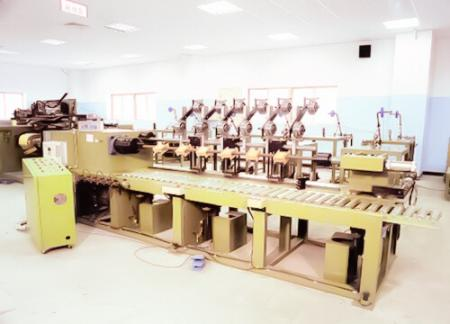 Wickelmaschine - Transformator Primärwickelmaschine