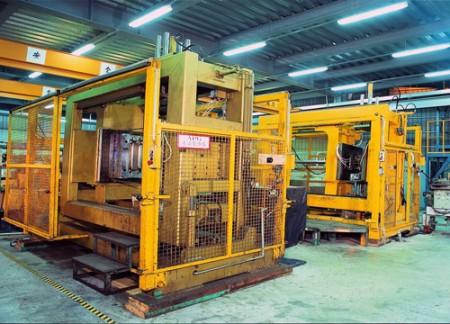 APG (Automatic Pressure Gelation) Machine