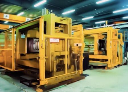 APG (automatische Druckgelierung) Maschine