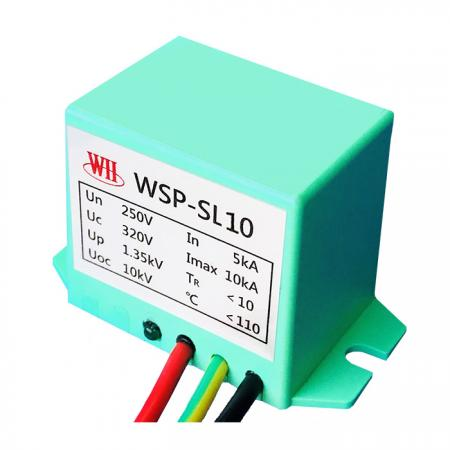 Surge Protection Module for LED Street Lighting